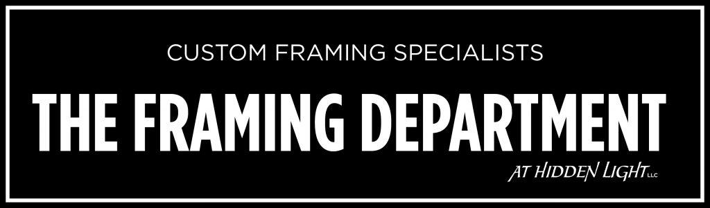 The Framing Department Logo