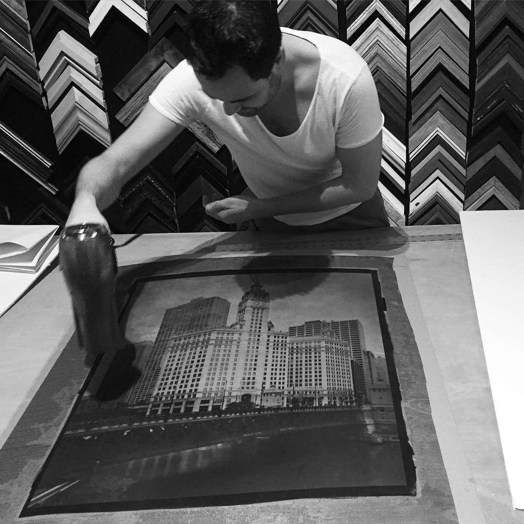 From traditional black and white silver gelatin to high end platinum palladium printing hidden light llc can make your black and white photographs at a
